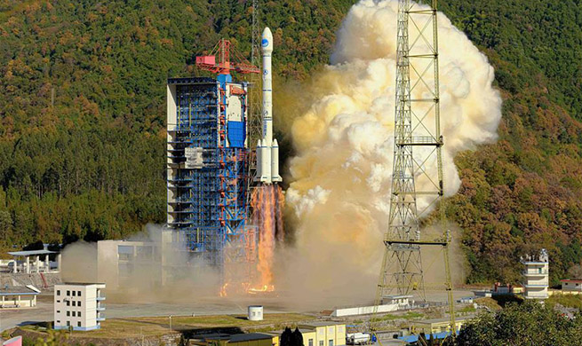 China launches two new BeiDou satellites