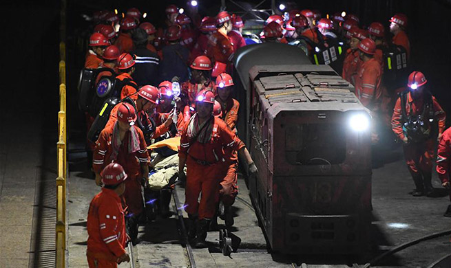 13 miners rescued after being trapped for over 80 hours in SW China