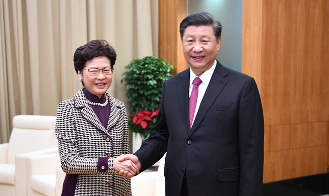 Central government fully supports HKSAR's future work plan: Xi