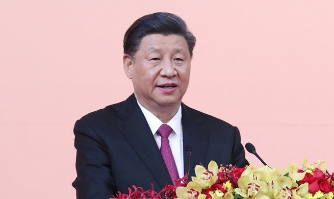 Xi Focus: President Xi commends Macao's historic achievements since return to motherland