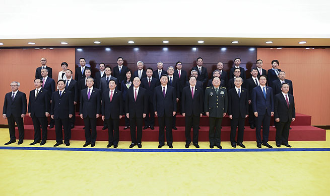Xi urges Macao SAR gov't officials to demonstrate sense of responsibility