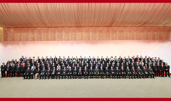 Xi calls for better performance of Macao-based central gov't officials, business executives