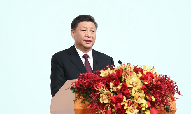 "Xi highlights major achievements in practicing ""one country, two systems"" in Macao"