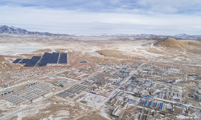 World's highest county connected to China's state grid