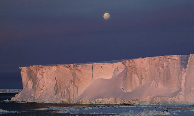 In pics: icebergs in Cosmonaut Sea during China's 36th Antarctic expedition