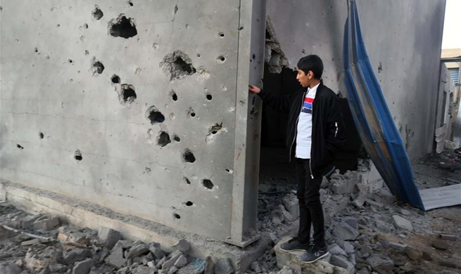 Deadly airstrike hits Libya's Tripoli