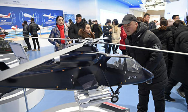 In pics: aviation museum opened in Yinchuan, northwest China's Ningxia