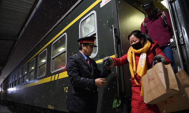 Ordinary train offers passengers alternative choice to travel at cheap fare in Gansu
