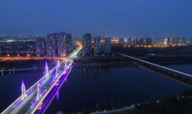 Xinhua Headlines: Beijing's sub-center rises from blueprint to scale