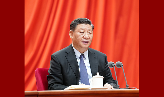Xi Focus: Xi stresses strengthening checks, oversight over exercise of power