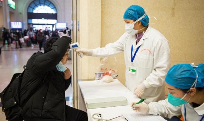 China reports 440 confirmed cases of new coronavirus pneumonia