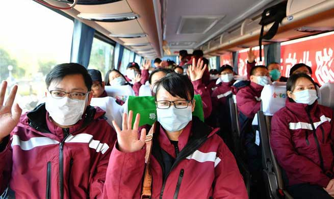 Medical team from Fujian to aid novel coronavirus control efforts in Wuhan