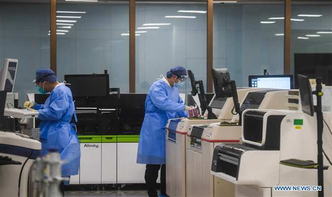 Designated hospital for novel coronavirus patients in Hangzhou