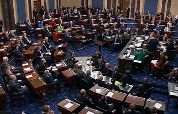 U.S. Senate acquits Trump on both articles of impeachment