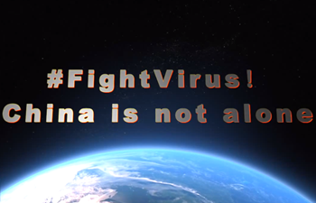 In the fight against virus, China is not alone