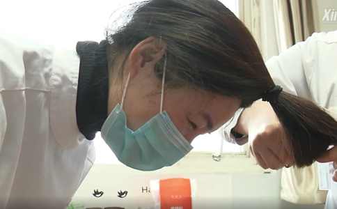 Women on the frontline as China wages battle against coronavirus