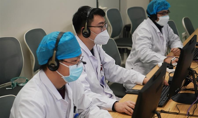 Jiangsu provides online consulting to reduce number of visiting patients