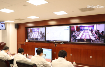 Military hospital launches 5G teleconsultation to support Wuhan's epidemic battle