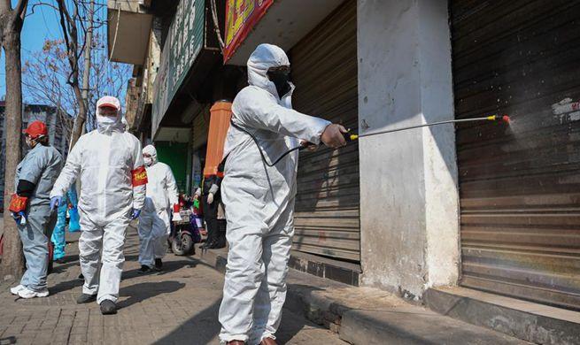 Wuhan combs communities to leave no coronavirus patient unattended