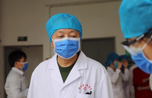 Retired doctor joins frontline of China's coronavirus battle