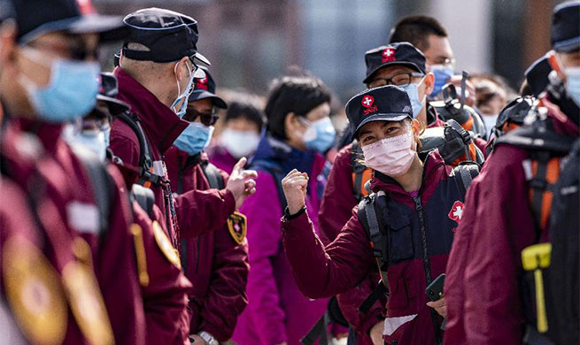 Xinhua Headlines: China's coronavirus battle offers valuable experience for future fights against epidemics