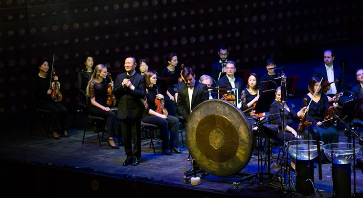 Renowned Chinese musician dedicates new composition to fighting coronavirus outbreak