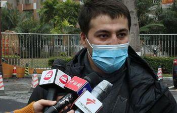 Uzbekistan student donates 15,000 masks to China