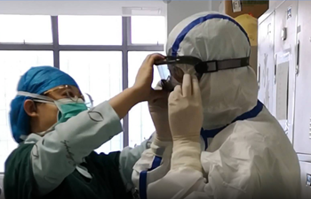 Inside Wuhan: how does a medical worker begin a day's work