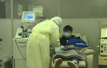 Recovered coronavirus patients in SW China donate plasma for virus treatment