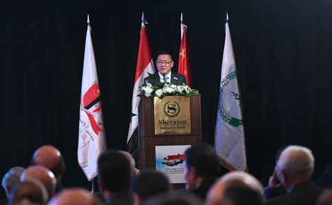 Syria voices solidarity with China in fighting new coronavirus