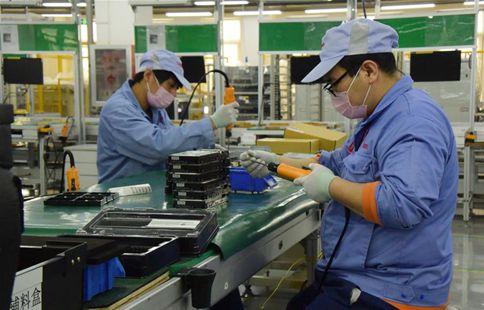 760 enterprises above designated size in Tianjin resume production