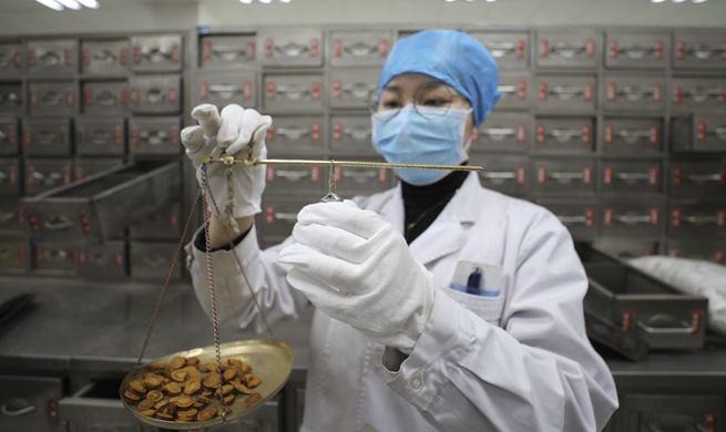 Xinhua Headlines: Traditional Chinese medicine offers oriental wisdom in fight against novel virus
