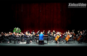 Support fight against virus with music! Artists play Chinese music at Sydney Opera House