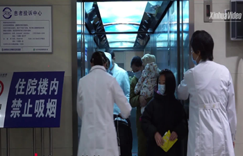 9-month-old contracted coronavirus discharged from hospital in Beijing