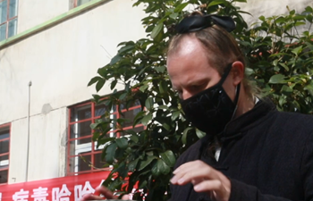 Foreign Wudang Disciples' living conditions amid epidemic
