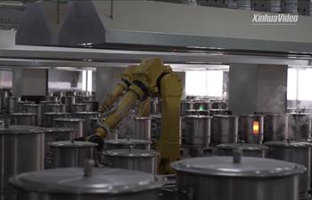Robotic decoction machines boost TCM productivity amid coronavirus outbreak