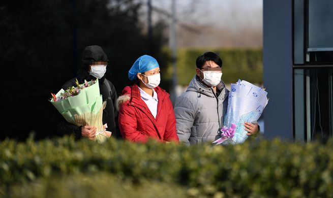 Xinhua Headlines: Commonalities in cured COVID-19 cases