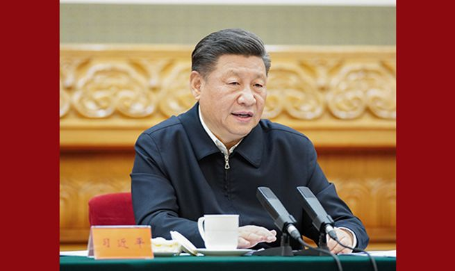 Xinhua Headlines: Xi stresses unremitting efforts in COVID-19 control, coordination on economic, social development