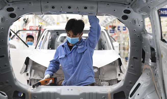 Companies resume production in orderly manner across China