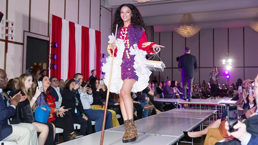 Food in Fashion event held in Dallas, U.S.