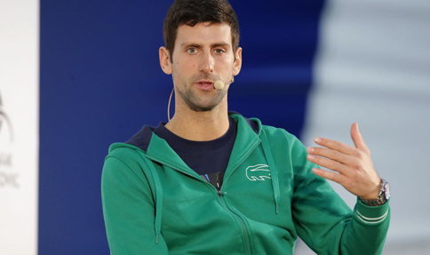 Djokovic thanks China for helping Serbia fight coronavirus