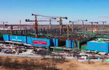 Construction of Xiongan New Area back on fast track as epidemic eases