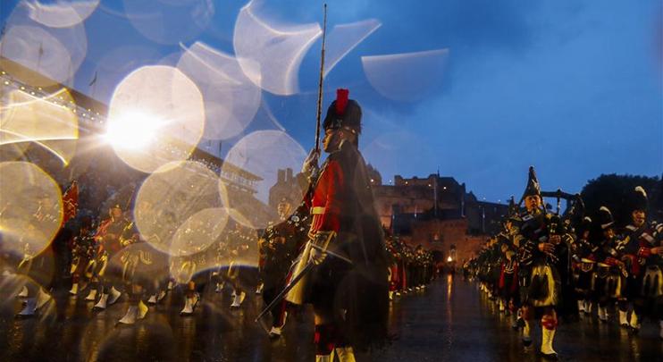 Edinburgh's August festivals cancelled over coronavirus