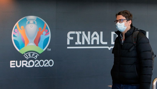 UEFA postpones June's international matches and suspends Champions League