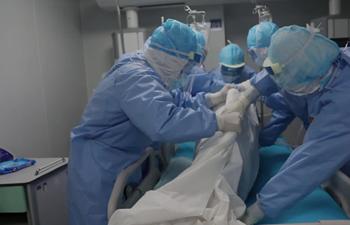Coronavirus fight: Saving lives in ICU in Wuhan