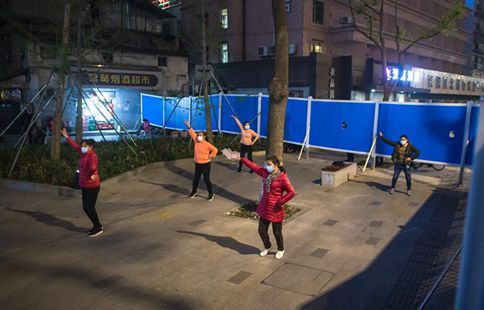 Life in Wuhan gradually back to normal