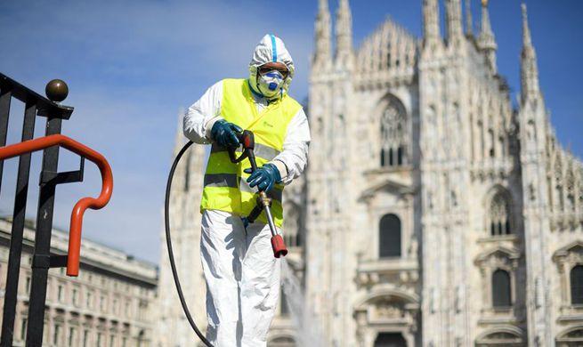 "Xinhua Headlines: Europe escalates anti-virus battle amid ""second window of opportunity"""