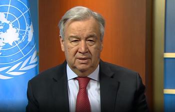 UN chief warns against rise in domestic violence amid coronavirus lockdowns