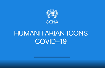 UN humanitarian agency releases icons to help COVID-19 response