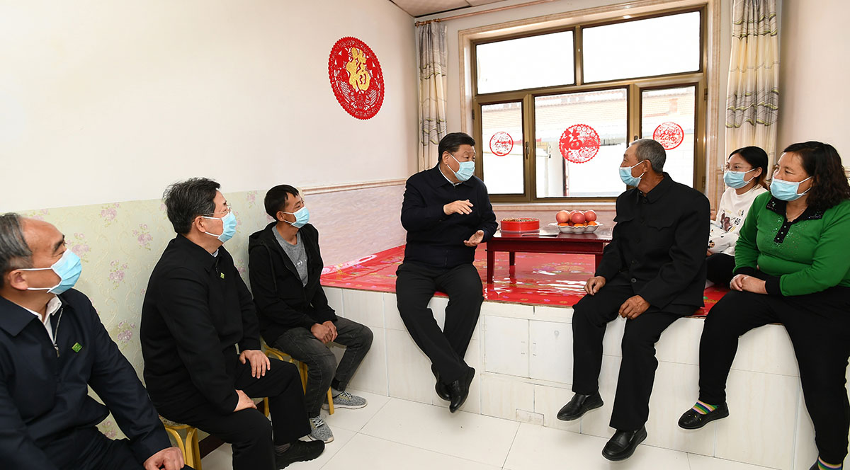 CPC seeks happiness for the people wholeheartedly: Xi